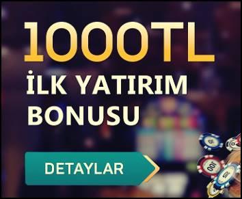 Mariobet 1.000 TL Hoş Geldin Bonusu